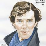 SHERLOCK: A STUDY IN PINK #3 COVER C BY SIMON MYERS