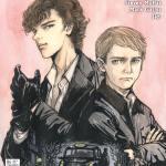 TITAN COMICS - SHERLOCK #4 COVER A BY Yijeng Jiang