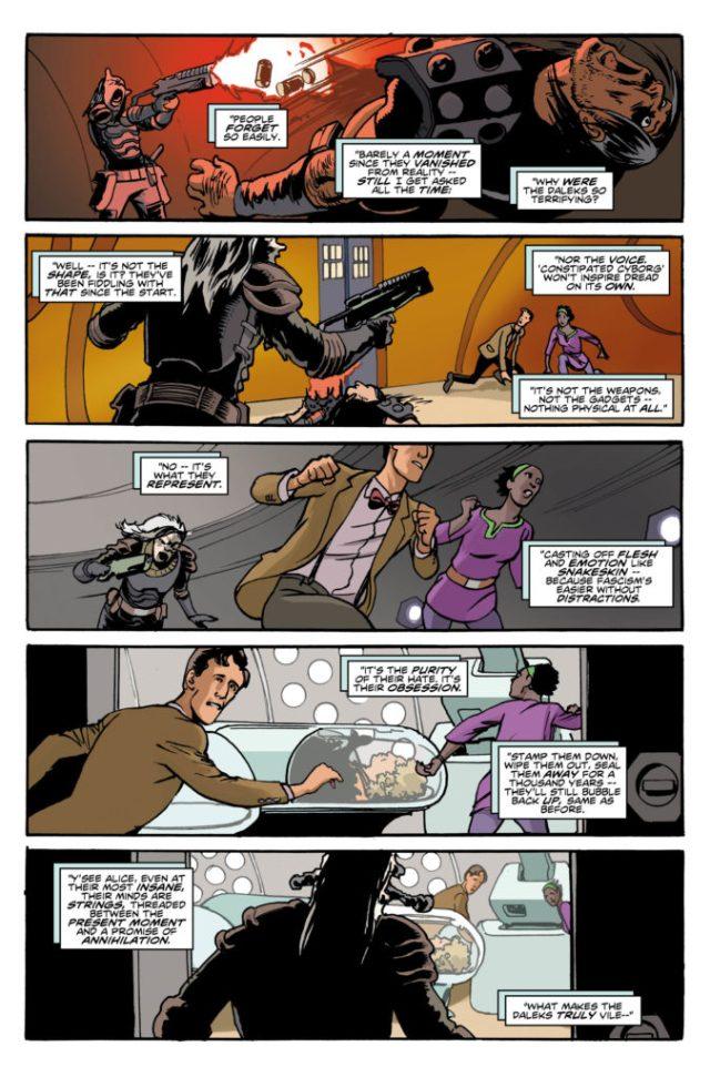 TITAN COMICS - ELEVENTH DOCTOR #2.14 PREVIEW 114 PREVIREW 1