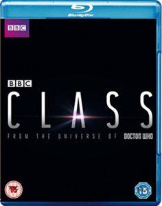 Class Blu-ray Cover