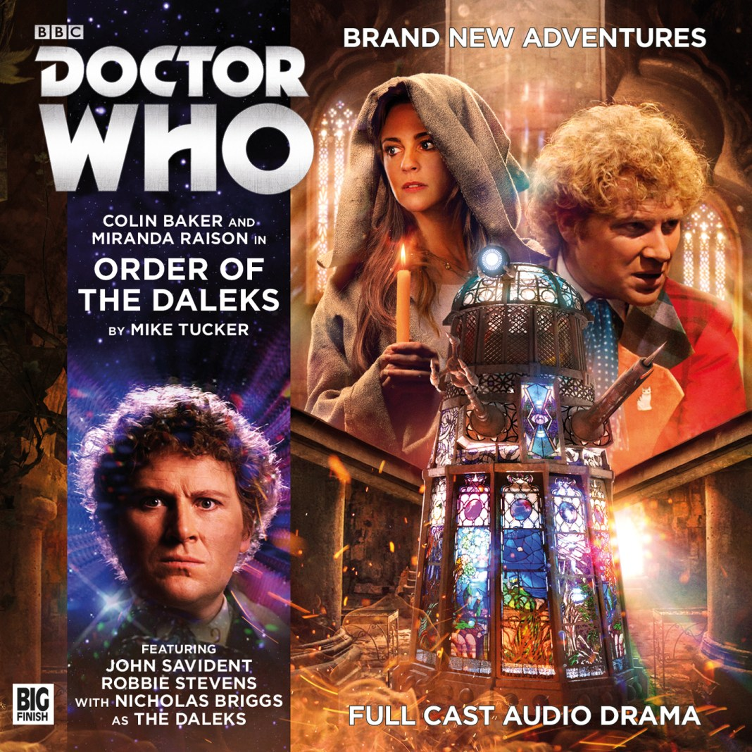 BIG FINISH - DOCTOR WHO - ORDER OF THE DALEKS