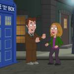 David Tennant as the Tenth Doctor – Family Guy (c) FOX