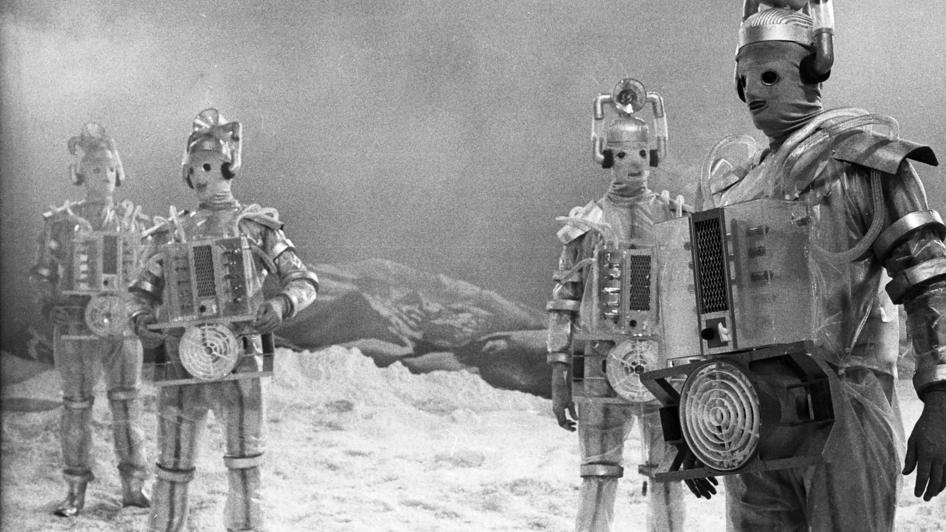 Image result for cybermen tenth planet