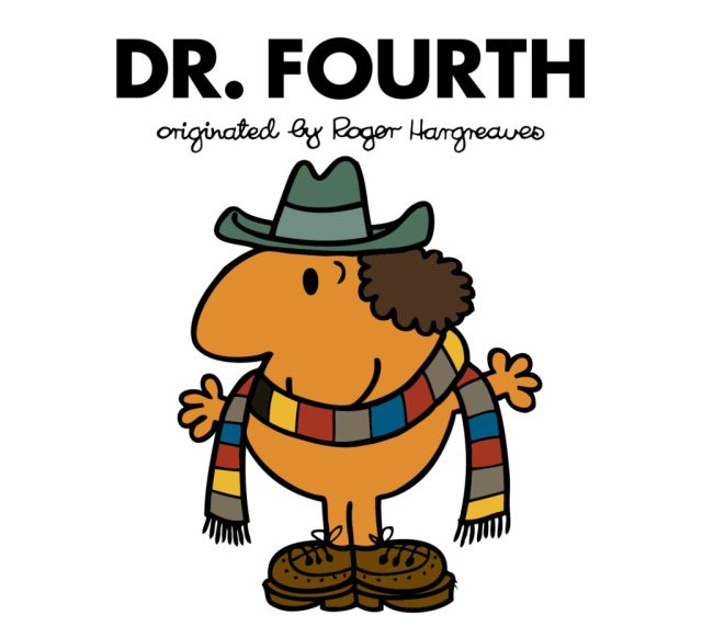 Dr. Fiourth - Doctor Who meets The World of Hargreaves