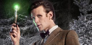Eleventh Doctor Matt Smith (c) BBC