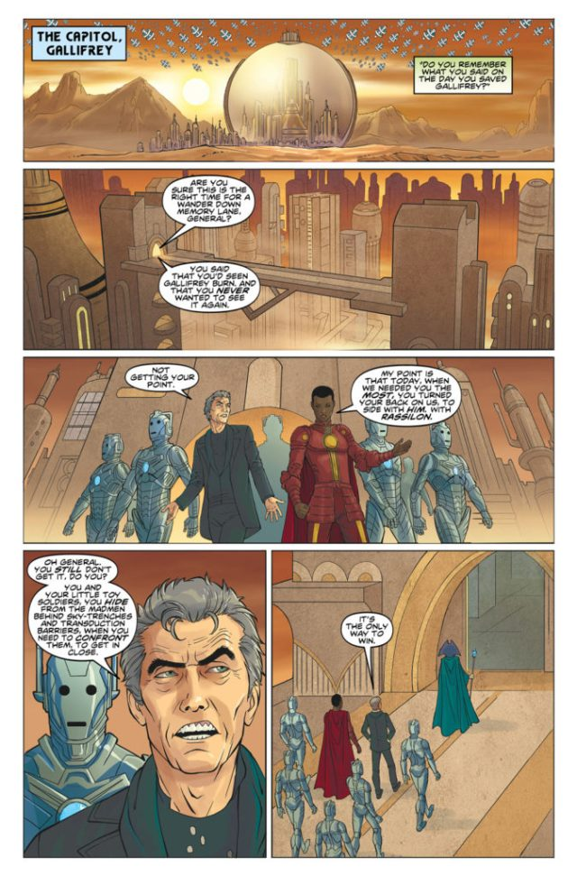 SUPREMACY OF THE CYBERMEN #4 PREVIEW 1