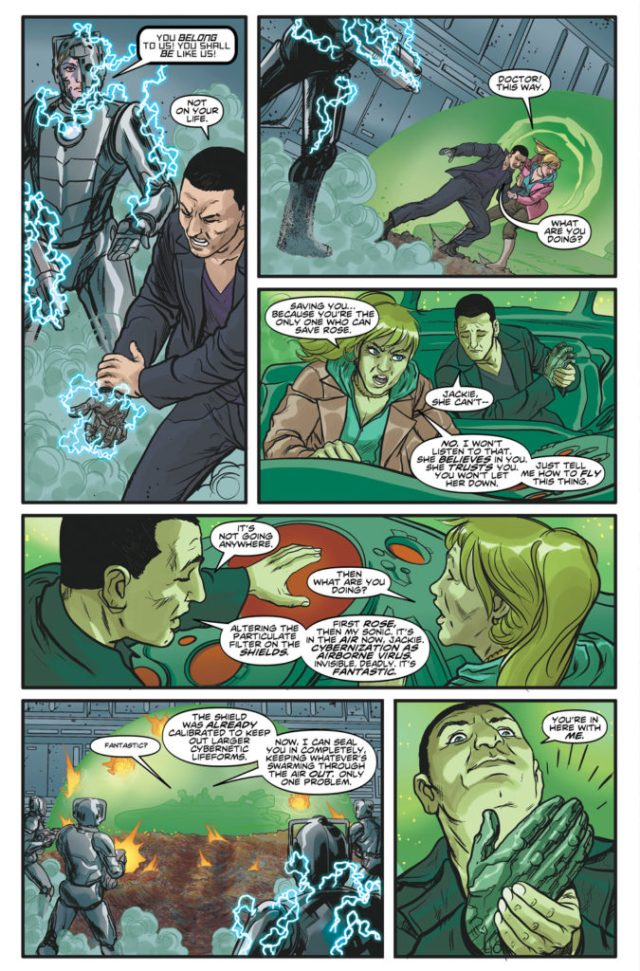 SUPREMACY OF THE CYBERMEN #4 PREVIEW 4