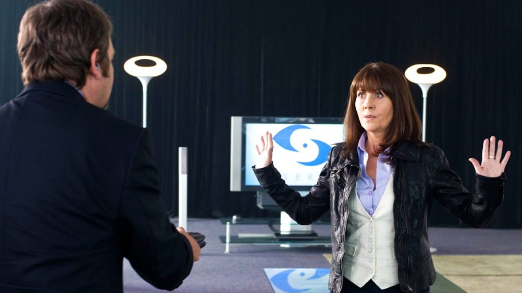 Sarah Jane Smith (Elisabeth Sladen) - The Sarah Jane Adventures (c) BBC