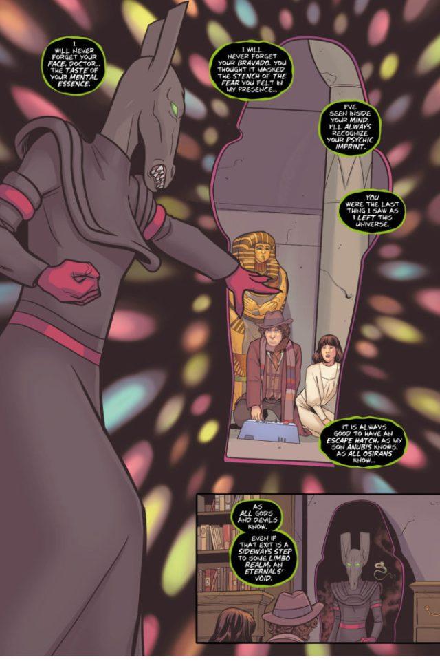 TITAN COMICS TENTH DOCTOR #2.16 PREVIEW 2