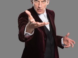 The Return of Doctor Mysterio - Picture Shows: Doctor Who (PETER CAPALDI) - (C) BBC - Photographer: Ray Burmiston