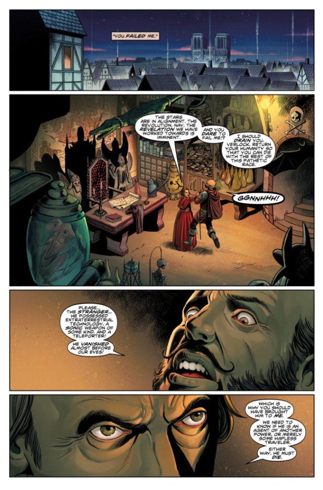 TITAN COMICS - TWELFTH DOCTOR #2.12 PREVIEW 1