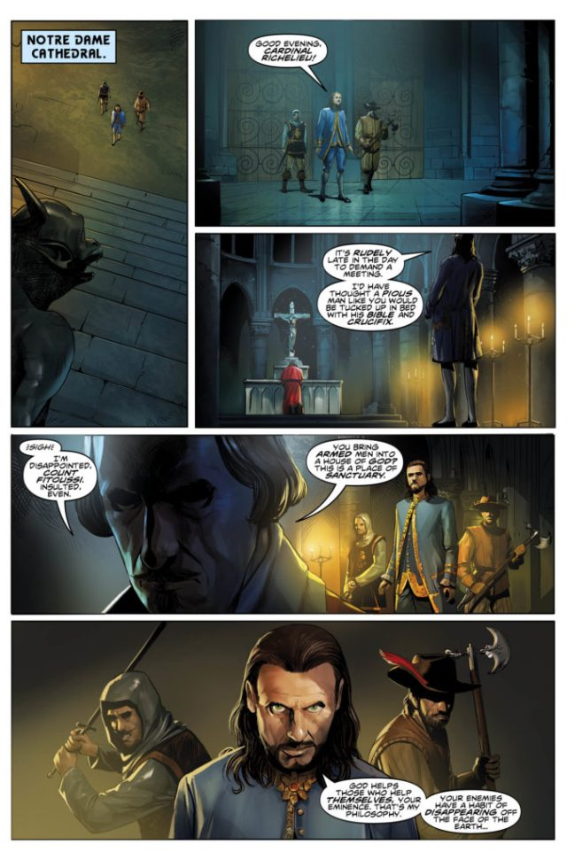 DOCTOR WHO: THE TWELFTH DOCTOR YEAR TWO #11 Preview 2