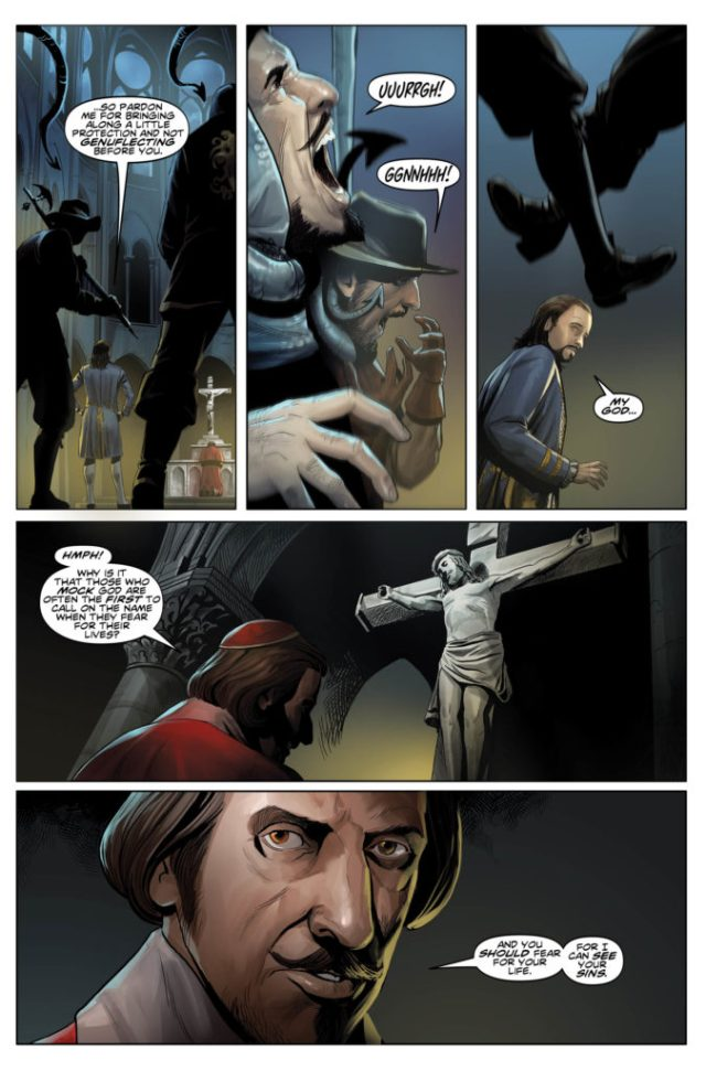 DOCTOR WHO: THE TWELFTH DOCTOR YEAR TWO #11 Preview 3