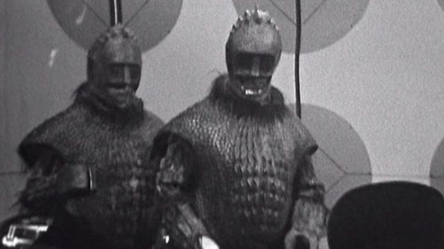 Ice Warriors - Doctor Who (c) BBC