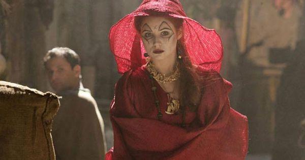 Karen Gillan - Doctor Who - The Fires of Pompeii (c) BBC