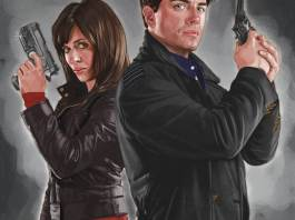 TITAN COMICS - TORCHWOOD #3 COVER A BY SIMON MYERS