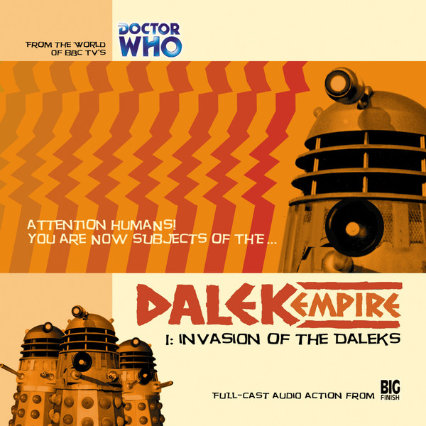 DALEK EMPIRE (c) BIG FINISH