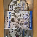 THE POWER OF THE DALEKS DVD PRODUCTION NOTES & 2 DISC DVD's