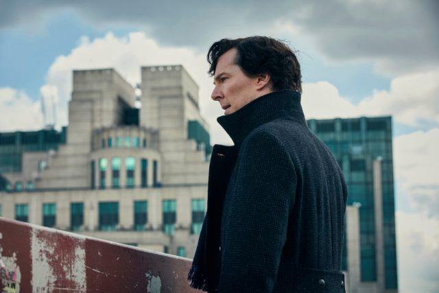 Sherlock S4 - Exclusives (No. 1) - Picture Shows: Sherlock Holmes (BENEDICT CUMBERBATCH) - (C) Hartswood Films - Photographer: Robert Viglasky