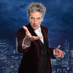 Doctor Who Christmas Special 2016 - The Return of Doctor Mysterio (No. n/a) - Picture Shows: Doctor Who (PETER CAPALDI) - (C) BBC - Photographer: Ray Burmiston