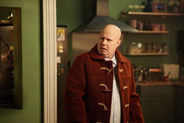 Doctor Who Xmas Special 2016 - Matt Lucas as Nardole - BBC - Photo: Simon Ridgway