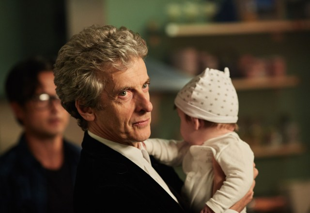 Doctor Who Xmas Special 2016 - Peter Capaldi as the Doctor - BBC - Photo: Simon Ridgway