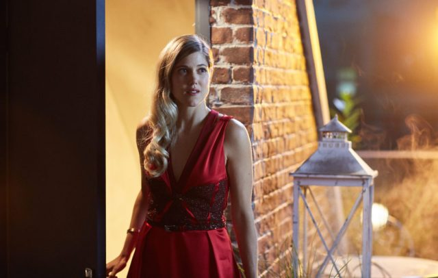 Picture shows:Doctor Who Xmas Special 2016 - Charity Wakefield as Lucy - BBC - Photo: Simon Ridgway