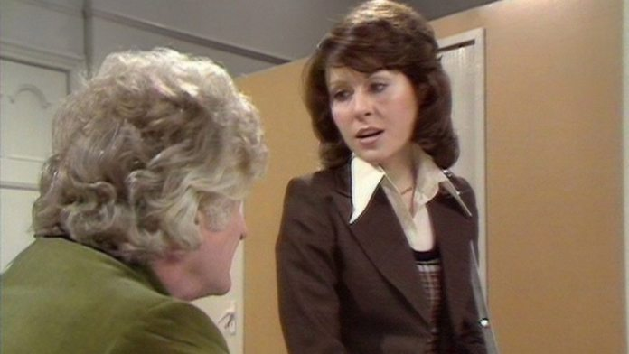 Elisabeth Sladen - Doctor Who -The Time Warrior (c) BBC