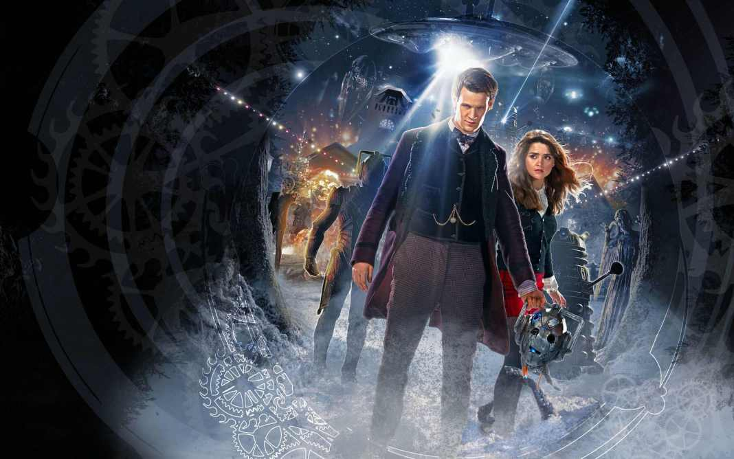 The Doctor - BBC The Time of The Doctor - (c) BBC