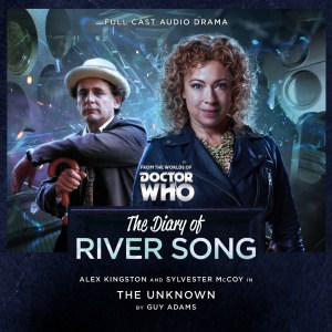BIG FINISH - The Diary of River Song: Volume Two. - THE UNKNOWN BY GUY ADAMS