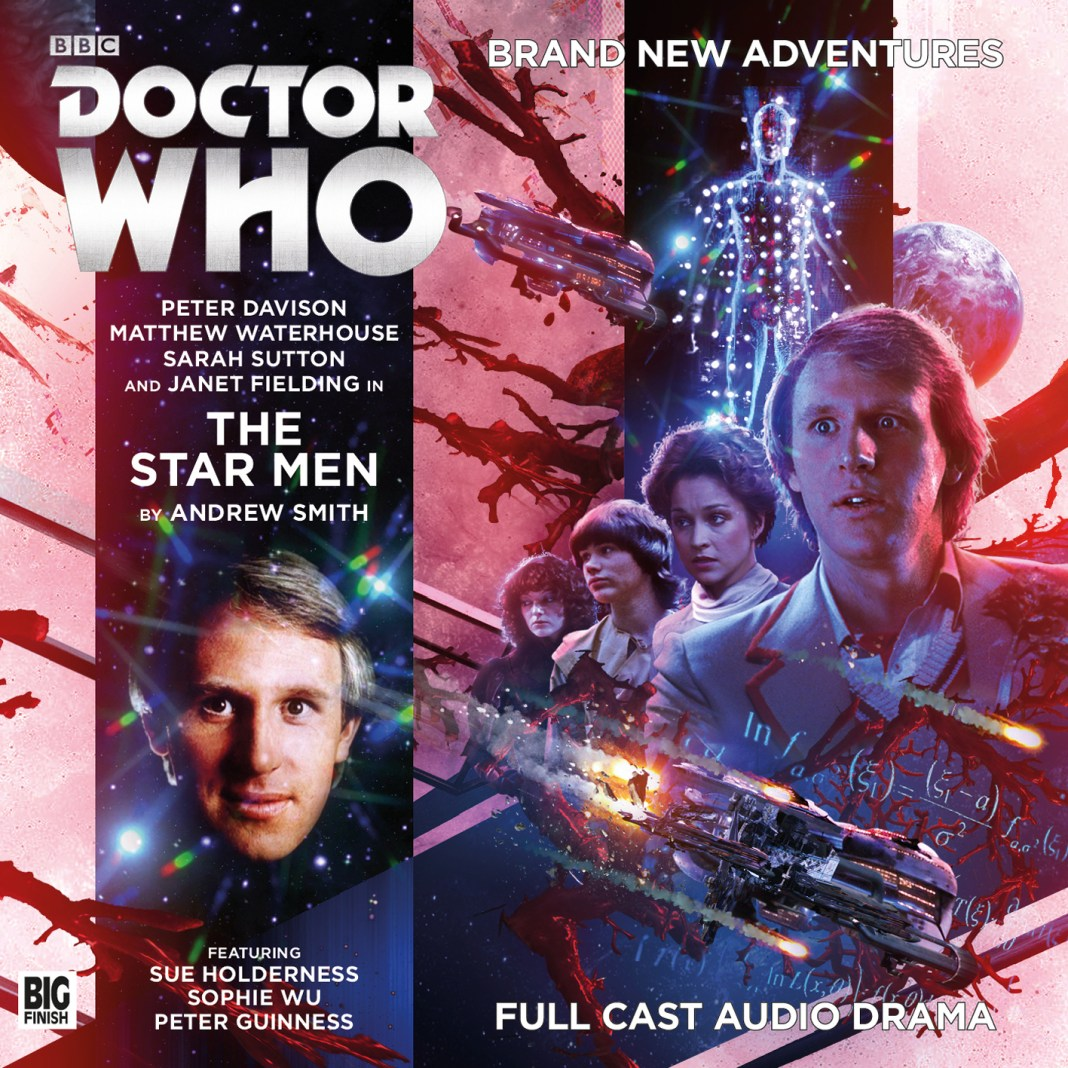 BIG FINISH - Doctor Who - The Star Men by Andrew Smith