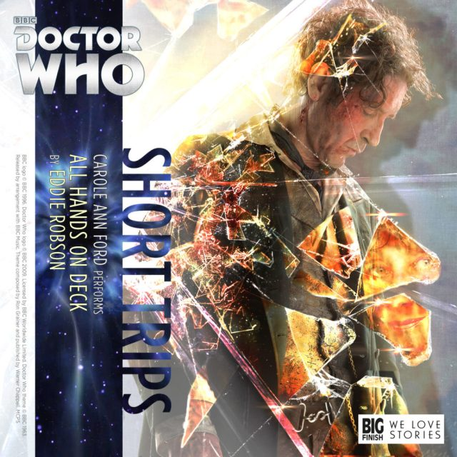 BIG FINISH - Doctor Who - Short Trips: Enter The Time War - ALL HANDS ON DECK
