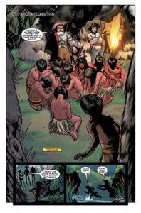 TITAN COMICS -NINTH DOCTOR #9 PREVIEW 2