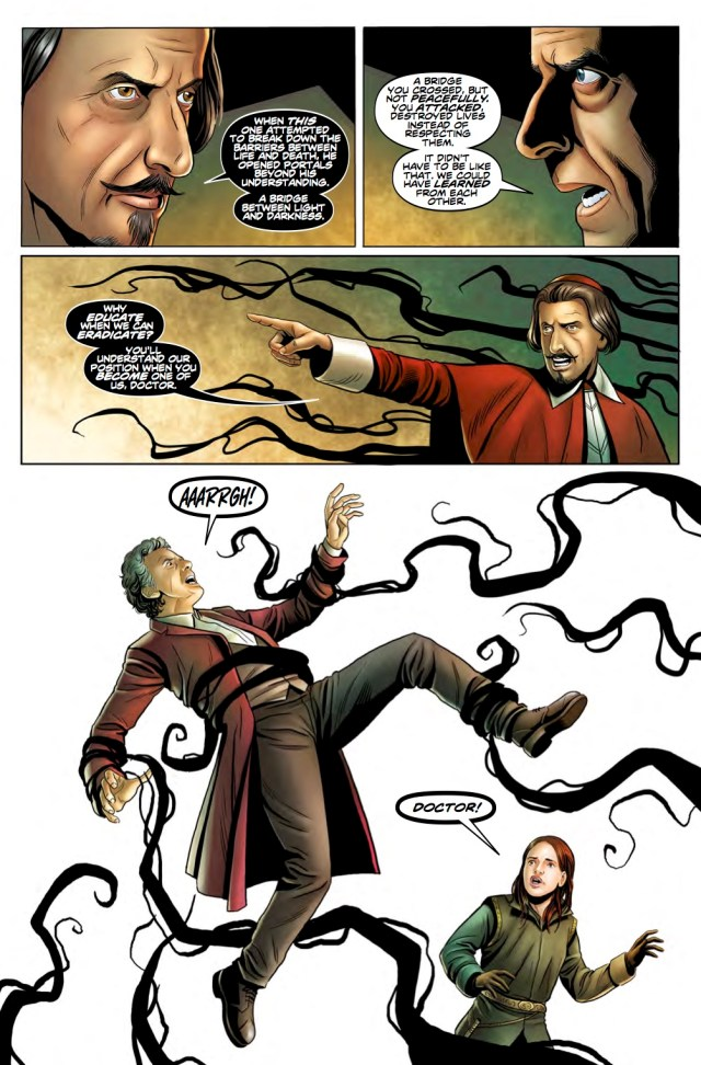 TITAN COMICS - DOCTOR WHO 12th #2.13 - Preview 3