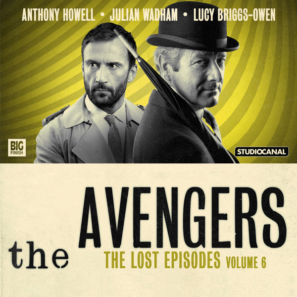 BIG FINISH - THE AVENGERS - THE LOST EPISODES VOLUME 06