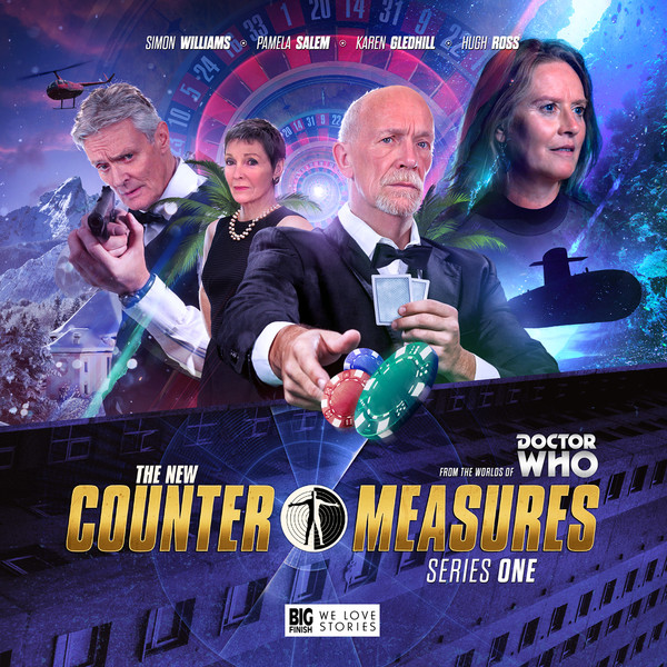 Big Finish - THE NEW COUNTER-MEASURES SERIES 1