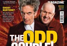 Doctor Who Magazine Issue #509