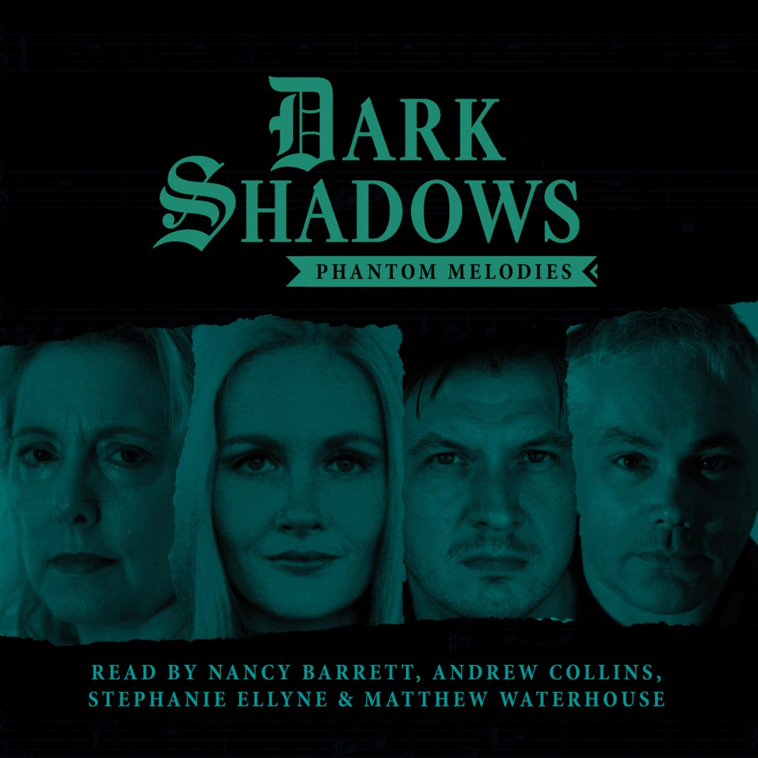 BIG FINISH - DARKSHADOWS - PHANTOM MELODIES