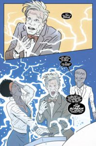 TITAN COMICS - DOCTOR WHO: ELEVENTH DOCTOR #3.2 - PREVIEW 3