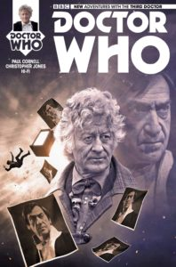 TITAN COMICS - DOCTOR WHO: THIRD DOCTOR #5 - COVER B: Will Brooks