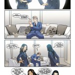 TITAN COMICS – TENTH DOCTOR 3.2 PREVIEW 1