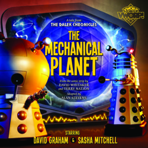 The Mechanical Planet - CD cover