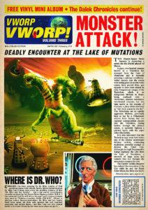 "Vworp Vworp! Volume 3 - TV CENTURY 21 & FREE 7"" SINGLE"