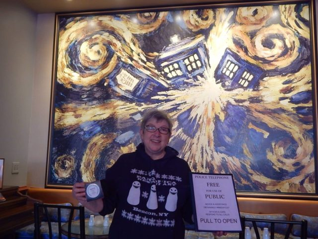 Shirley Hot - The Pandorica Restaurant New York Photo by Daniel Rice