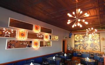 The Pandorica Restaurant New York Photo by Daniel Rice