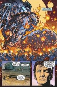 TITAN COMICS - DOCTOR WHO: EVENT 2016 - SUPREMACY OF THE CYBERMEN