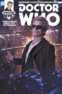 TITAN COMICS - Doctor Who: Twelfth Doctor #2.15 - Cover B: Will Brooks