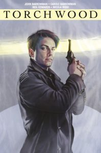 TORCHWOOD: STATION ZERO #2 - COVER A: CLAUDIA CARANFA