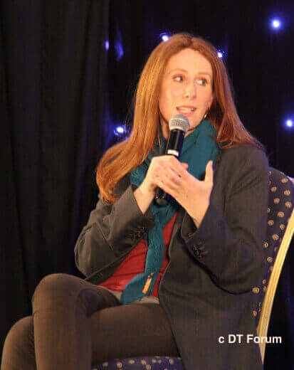 Catherine Tate at Starfury Convention - (c) DT Forum