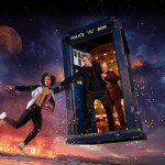 Doctor Who S10 - Bill (PEARL MACKIE), The Doctor (PETER CAPALDI), Nardole (MATT LUCAS) - (C) BBC/BBC Worldwide/Shutterstock - Photographer: Des Willie